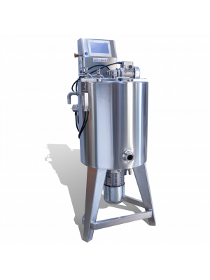 Multipurpose Mixing Vessel