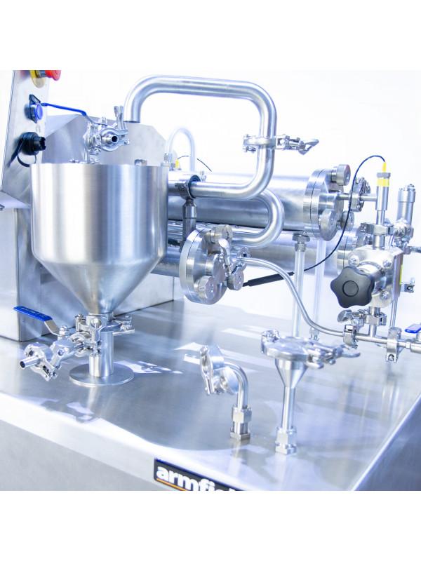 Continuous Ice Cream Freezer / Margarine Crystalliser