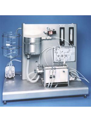 Labor-Pasteurisierer mit Temperaturanzeige