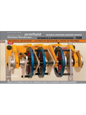 Armfield Mechanisms & Theorie of Machines