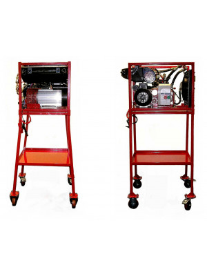 Air Conditioning Training Rig R134a