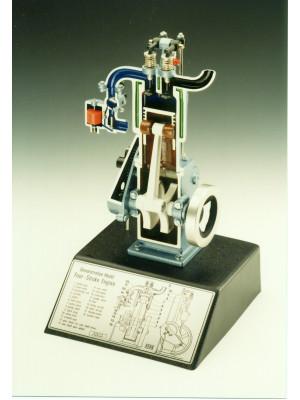 Four Stroke Engine Model