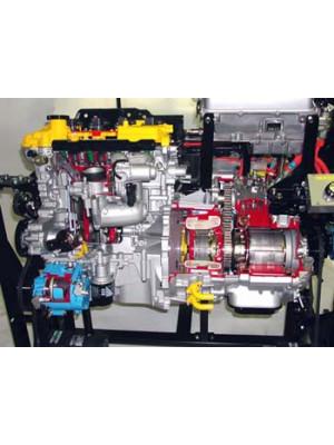 Cutaway Model Hybrid Drive (TOYOTA Prius 3)
